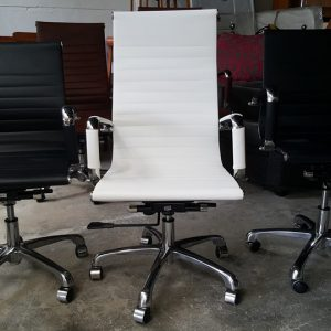Office chairs archives global discount furniture outlet for Cheap eames style chair