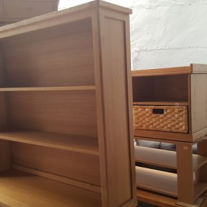 Oak Dresser Top 85