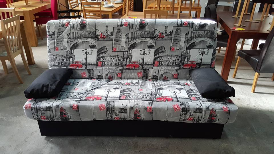 Brand New Roma Sofa Bed NOW REDUCED TO 239.99€   Global Discount ...