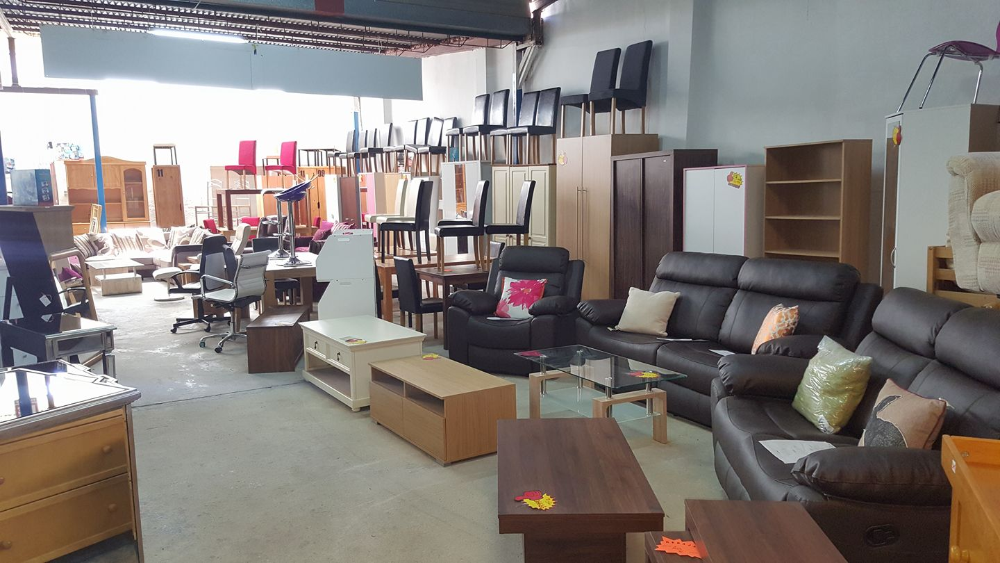 Massive Reductions At Global Discount Furniture Outlet Global  # Muebles Benijofar