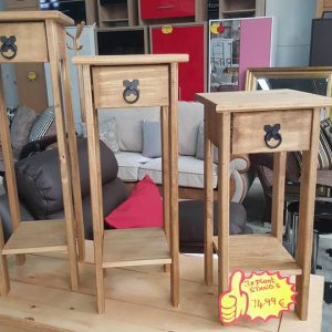 NEW 3x corona plant stands 74.99€
