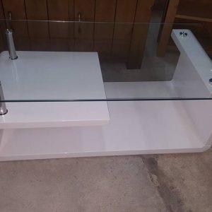 NEW 'EVA' White coffee table ONLY 199.99