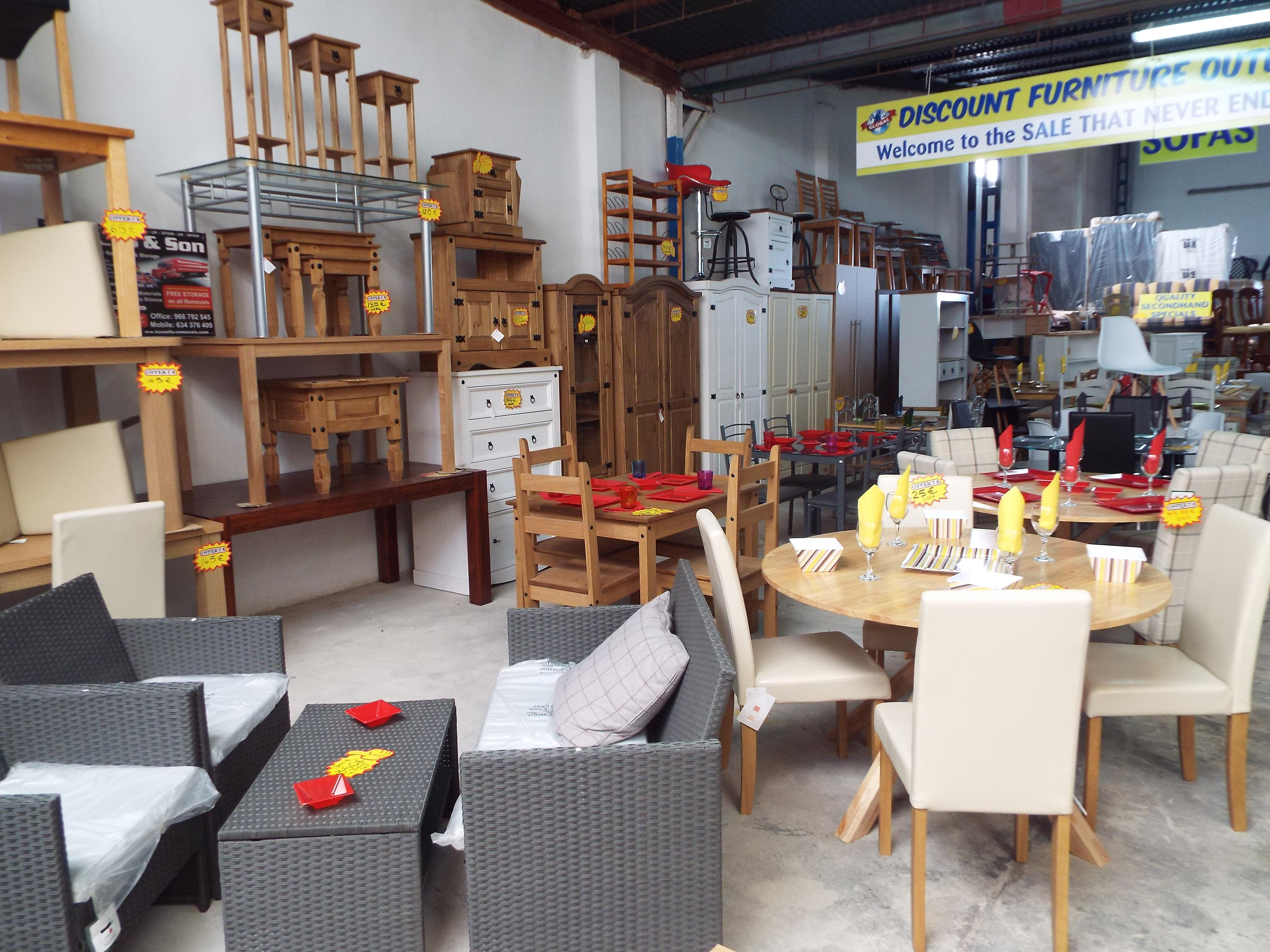 No Acabamos Las Rebajas Nunca Global Discount Furniture Outlet