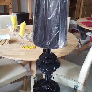 NEW Elegant black lamp ONLY 75