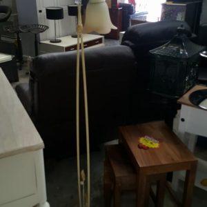 NEW Elegant standard lamp ONLY 49.99
