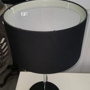 New elegant black lamps only 49.99 the pair