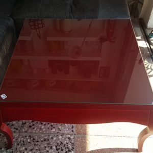 New glass top modern coffee table ONLY 149.99