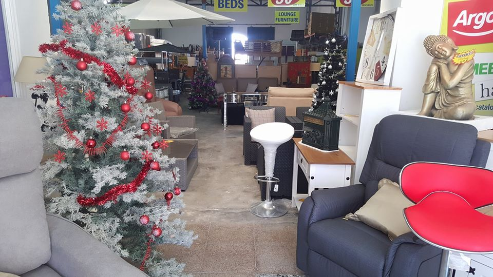 Rebajas de navidad en global outlet de muebles global for First outlet muebles