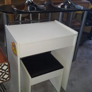 NEW Dressing table and stool 49.99