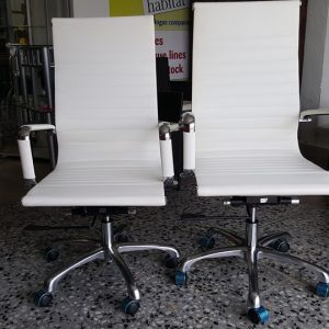 High back office chairs 90