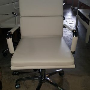 Low back padded office chair 79.99