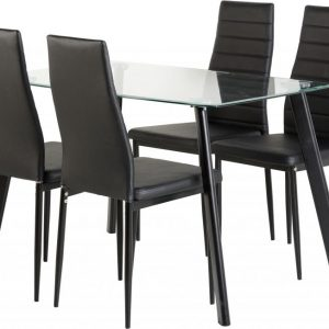 MED_ABBEY_DINING_SET_BLACK 299.99