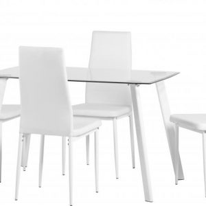 MED_ABBEY_DINING_SET_WHITE 299.99