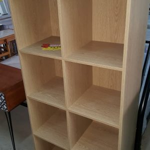 NEW 8 CUBE SHELF UNIT ONLY 79.99€