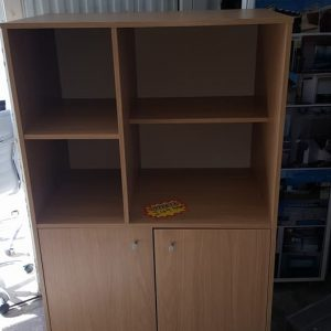 2 door unit oak 149.99