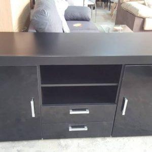 large black high gloss sideboard 289.99