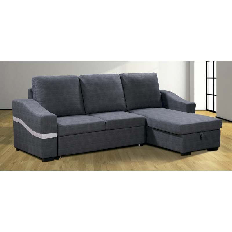 NEW \'COREA\' L SHAPE SOFA BED WITH STORAGE ONLY 799.99€ | Global ...