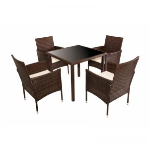 BOLIVIA 5 PIECE RATTAN SET 469.99