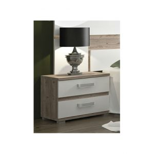 new cordoba 2 drw bedside 79.99 each