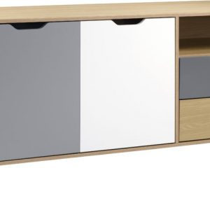 BERGEN-2-DOOR-2-DRAWER-SIDEBOARD-OAK-EFFECT-WHITEGREY 225