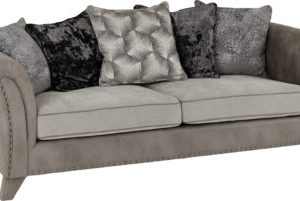 GRACE-3-SEATER-SOFA-SILVERGREY-FABRIC 1095€