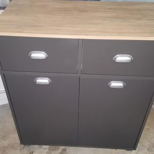 ASFELD SIDEBOARD 159.99 GRANITE