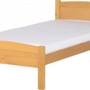 NEW AMBER 3FT BED IN ANTIQUE PINE ONLY 199.99€