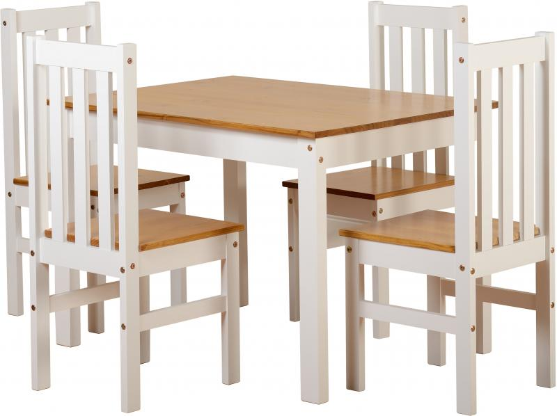 New Ludlow Dining Set Plus 4 Chairs 295