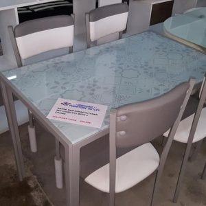 new glass kitchen set 299.99